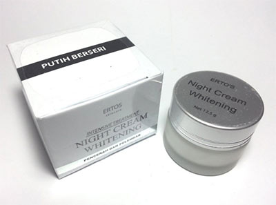 ertos-dermo-night-whitening-cream
