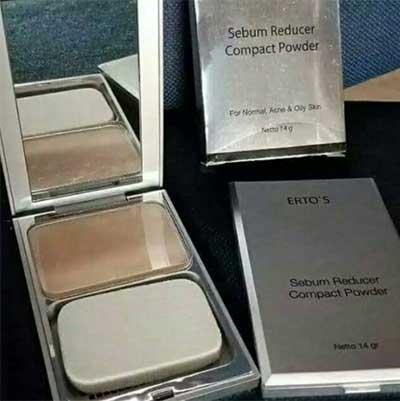 Ertos-Sebum-Reducer-Compact-Powder