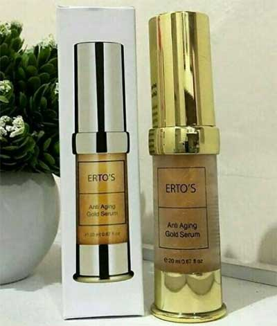 ertos-serum-gold
