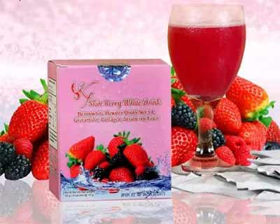 Berrywhite-Drink