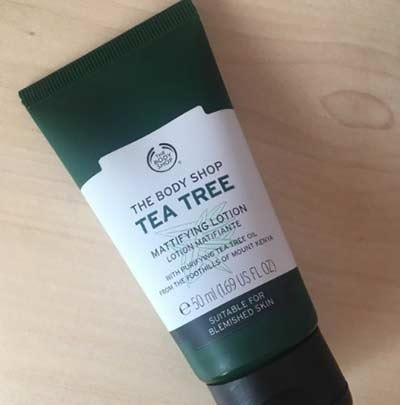 The-Body-ShopTea-Tree-Mattifying-Lotion